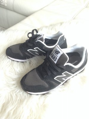 Schwarze New Balance Gr. 38