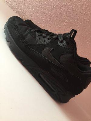 schwarze nike air max premium
