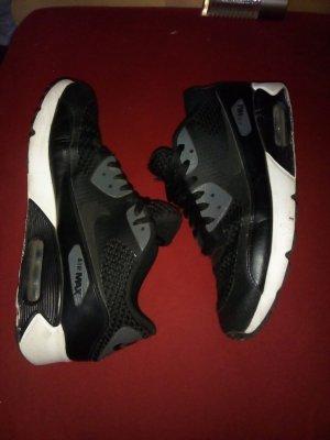 Nike Zapatilla brogue negro-gris antracita
