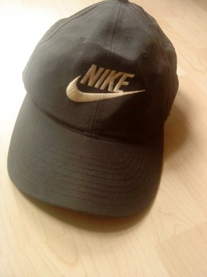 Nike Baseball Cap black-white