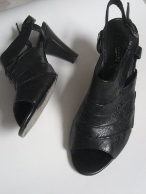 Fifth Avenue Chaussure à talons carrés noir