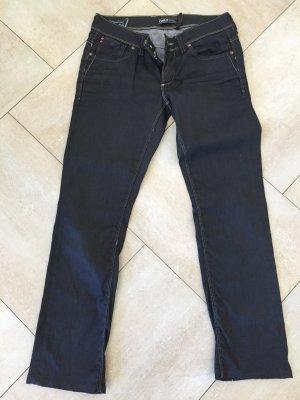 Schwarze only Jeans Größe 30/32