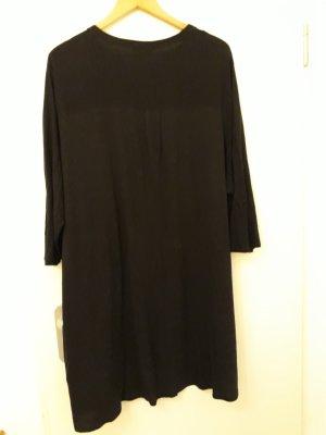 Schwarze Over-size Tunika von H&M