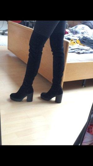 H&M Cuissarde noir