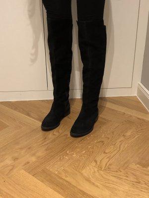 Vagabond Stivale cuissard nero