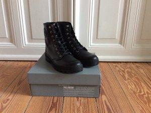 Schwarze Palladium Boots NEU Größe 40