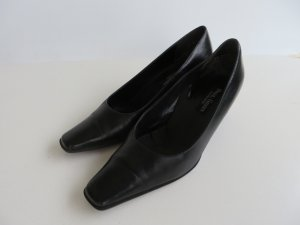 Schwarze Paul Green Pumps