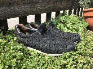 Schwarze Paul Green Schuhe