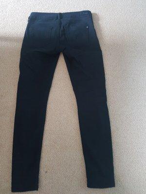 Pepe Jeans Pantalón de cinco bolsillos negro