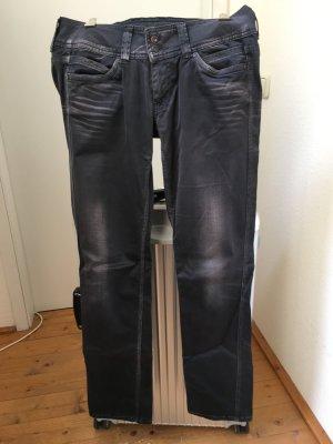 schwarze Pepe Jeans