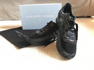 Schwarze Philippe Model Sneaker