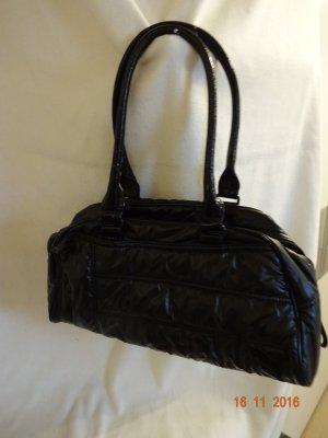 schwarze Puma Handtasche