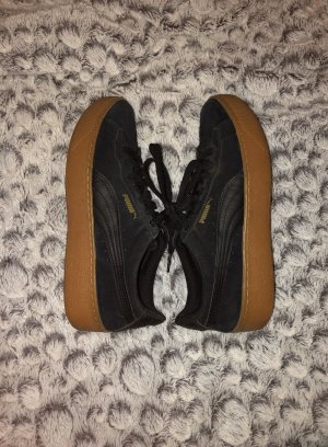 Puma Heel Sneakers black