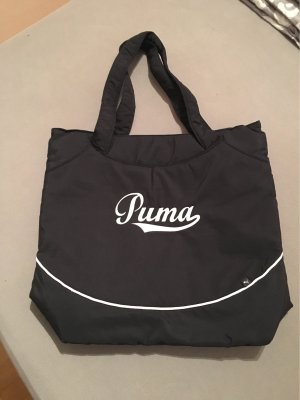 Puma Sports Bag black-white