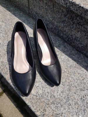 Anna Field Pointed Toe Pumps black