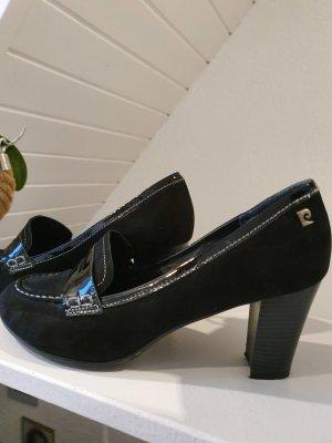 Pierre Cardin Zapatos Informales negro