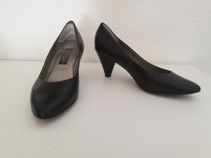 5th Avenue Zapatos de punta negro