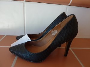 H&M High Heels black synthetic