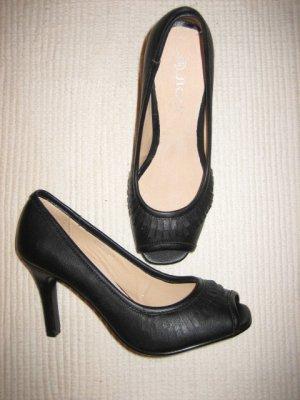 schwarze pumps neu gr. 38 buero business