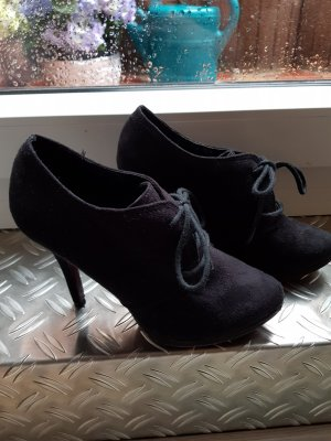 Schwarze Pumps Rockabilly Gr.37