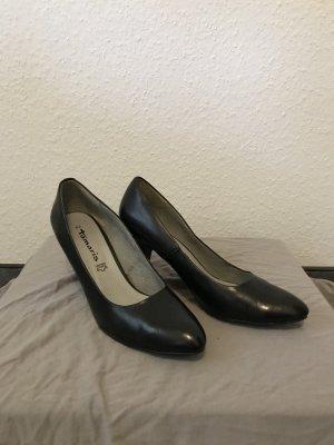 Tamaris High Heels black leather