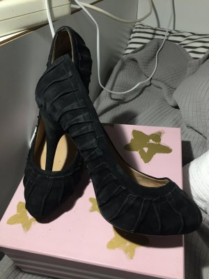 Zara Basic Escarpins noir