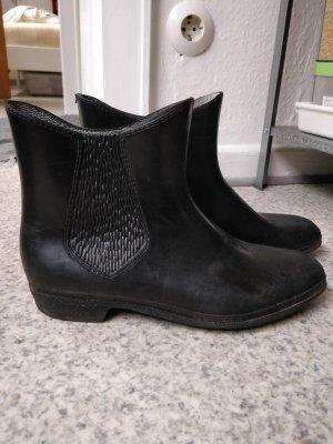 Bata Wellington laarzen zwart
