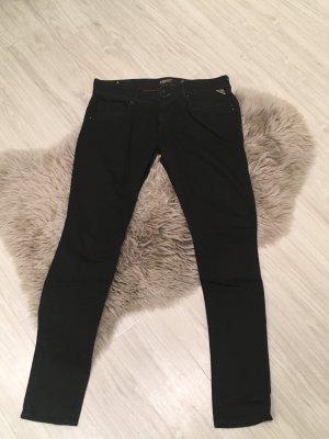 Schwarze replay Damen Jeans