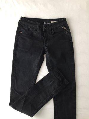 Schwarze Replay Jeans