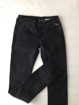Schwarze Replay Jeans w24