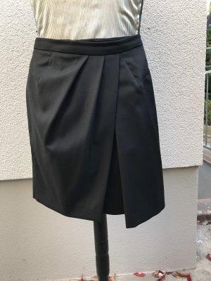 Comptoir des Cotonniers Wollen rok zwart