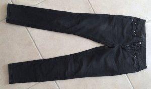 schwarze Röhre von Mango Jeans