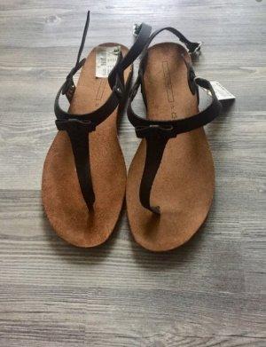 Schwarze Sandalen Esprit Gr. 37 (neu)
