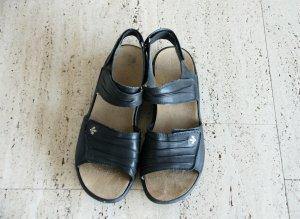 Schwarze Sandalen, Größe 42, Sehr guter Zustand