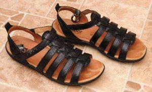Schwarze Sandalen von Gabor