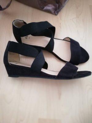 Schwarze Sandalen von H&M
