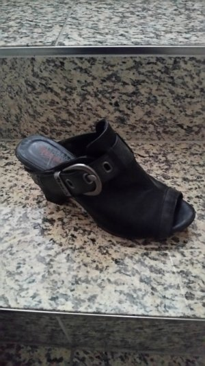 Schwarze Sandalen von Tamaris