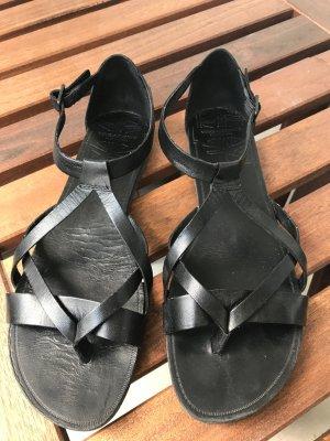 Schwarze Sandalen von Vagabond