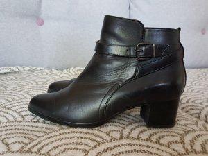 Schwarze schicke Boots