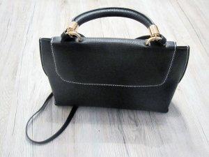 schwarze schicke Handtasche