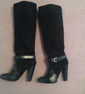 Schwarze schicke Stiefel