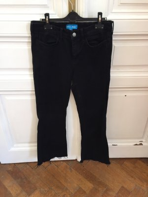 Mih jeans Boot Cut Jeans black-dark grey
