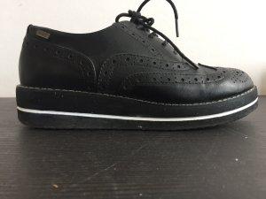 mtng Originals Zapatos formales negro-blanco