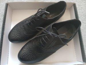 Graceland Zapatos Budapest negro