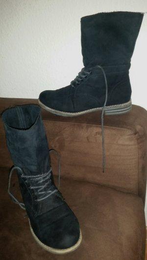 Graceland Bottines à lacets noir