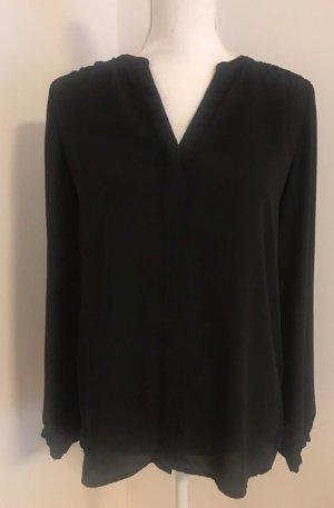 Schwarze schöne Bluse von Malvin