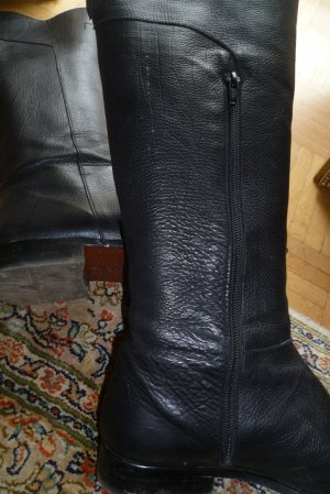 Lottusse Riding Boots black lurex