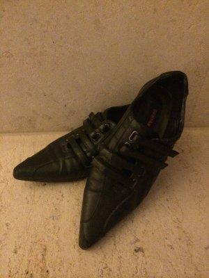 Schwarze Schuhe Gr. 39 / Graceland