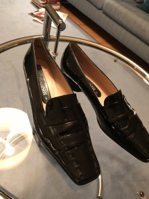 Peter Kaiser Business Shoes black leather