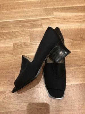 Schwarze Schuhe von Audley, neu, Größe 38,5